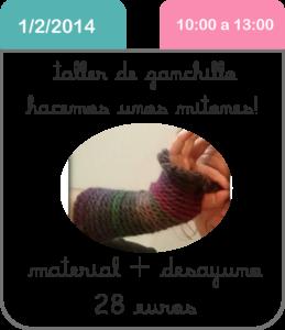 taller-ganchillo-mitones-cute-and-crafts-santa-coloma-manualidades-scrapbooking
