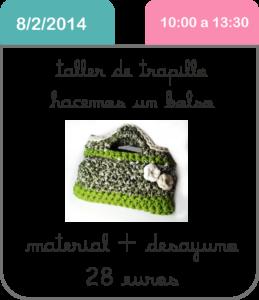 taller-trapillo-bolso-cute-and-crafts-santa-coloma-manualidades-scrapbooking