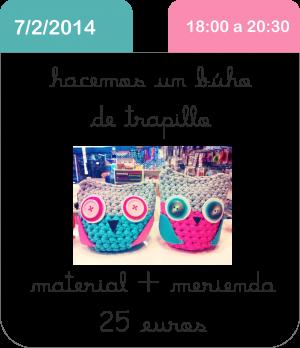 taller-buho-trapillo-marzo-scrapbooking-manualidades-cute-and-crafts-santa-coloma-de-gramenet
