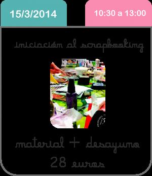 taller-iniciacion-scrap-marzo-scrapbooking-manualidades-cute-and-crafts-santa-coloma-de-gramenet