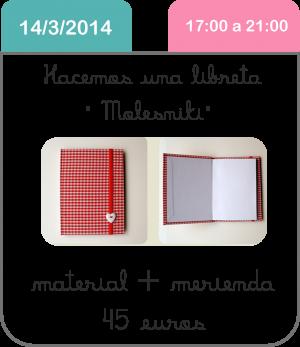 taller-molesniki-trapillo-marzo-scrapbooking-manualidades-cute-and-crafts-santa-coloma-de-gramenet