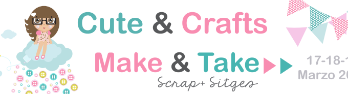 make and takes scrap plus sitges feria scrapbooking talleres creativo