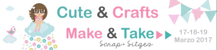 make and takes scrap plus sitges feria scrapbooking talleres creativo