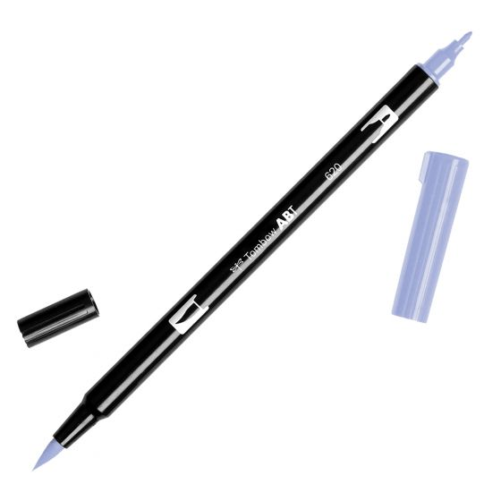 Rotulador ABT Dual Brush 620 Lilac Tombow