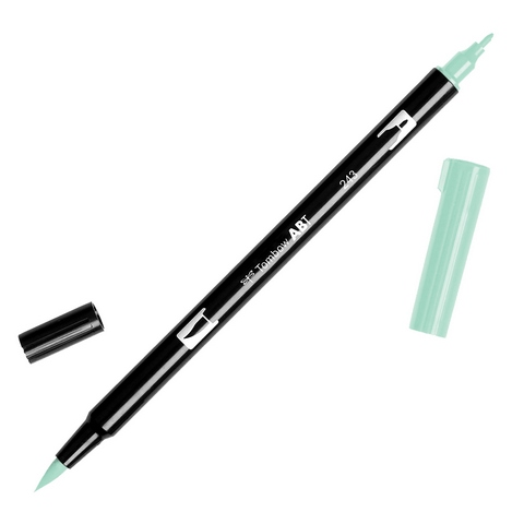 Rotulador ABT Dual Brush 243 Mint Tombow