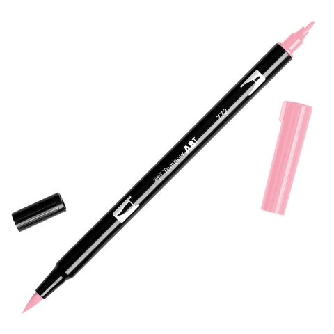 Rotulador ABT Dual Brush 772 Blush Tombow