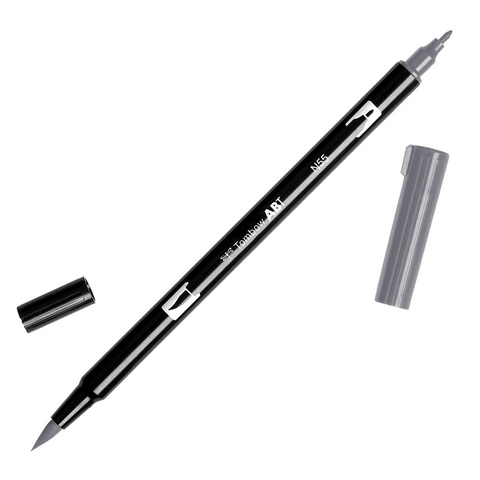 Rotulador ABT Dual Brush N55 Cool Grey 7 Tombow