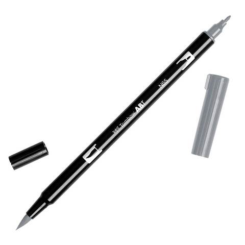 Rotulador ABT Dual Brush N65 Cool Grey 5 Tombow