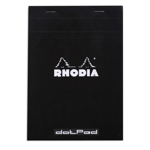 Cuaderno Rhodia puntos A5