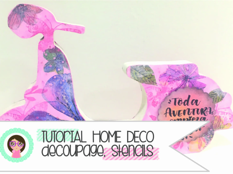 canal youtube tutorial moto decoupage