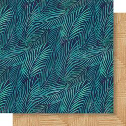 Papel 30x30 Wild Heart Crate paper - Palms