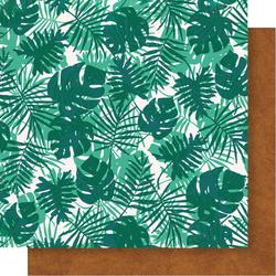 Papel 30x30 Wild Heart Crate Paper - Paradise
