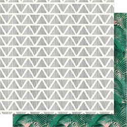 Papel 30x30 Wild Heart Crate paper - Retreat