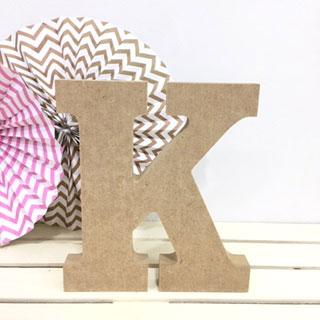 letra-K-madera-dm-para-decorar-cute-and-crafts-santa-coloma-de-gramenet-barcelona-scrapbooking-manualidades