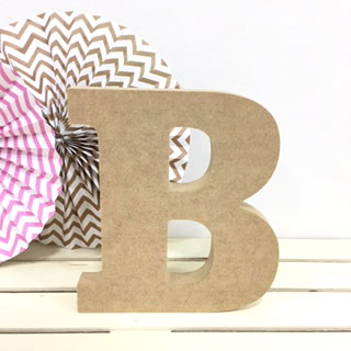 letra-b-madera-dm-para-decorar-cute-and-crafts-santa-coloma-de-gramenet-barcelona-scrapbooking-manualidades