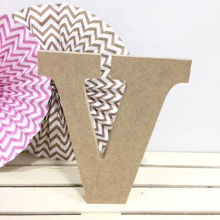 letra-v-madera-dm-para-decorar-cute-and-crafts-santa-coloma-de-gramenet-barcelona-scrapbooking-manualidades