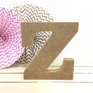 letra-z-madera-dm-para-decorar-cute-and-crafts-santa-coloma-de-gramenet-barcelona-scrapbooking-manualidades