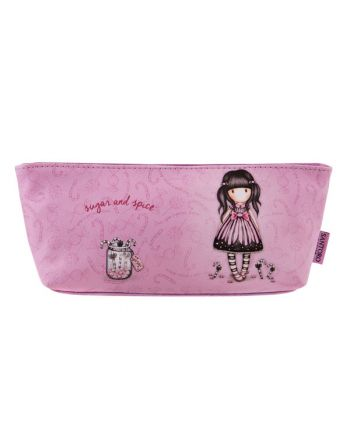 Estuche neceser portatodo Gorjuss Sugar and Spice