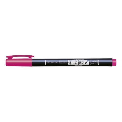 Rotulador Fudenosuke BH22 Pink Tombow