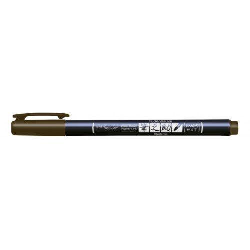 Rotulador Fudenosuke BH31 Brown Tombow