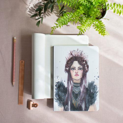 Cuaderno Esther Gili Eda